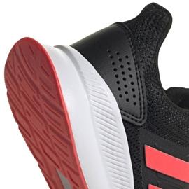 Buty adidas Runfalcon K FV9441 czarne 3
