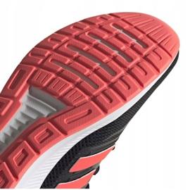 Buty adidas Runfalcon K FV9441 czarne 4