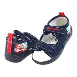 American Club American sandałki buty dziecięce wkładka skórzana TEN46 3