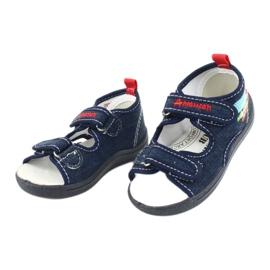 American Club American sandałki buty dziecięce wkładka skórzana TEN46 2