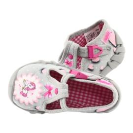 Befado obuwie dziecięce 110P359 5