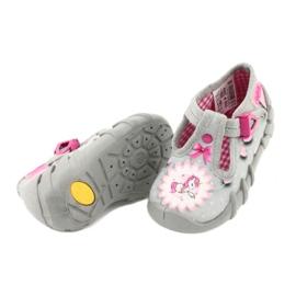 Befado obuwie dziecięce 110P359 4