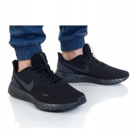 Buty Nike Revolution 5 4EU M BQ6714-004 czarne 3