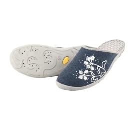 Befado kolorowe obuwie damskie 235D169 5