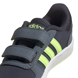 Buty adidas Hoops 2.0 Cmf Jr FW4930 1