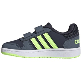 Buty adidas Hoops 2.0 Cmf Jr FW4930 2