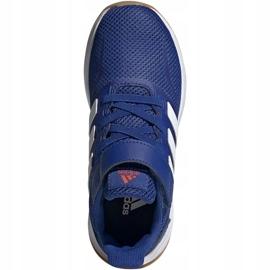 Buty adidas Runfalcon C Jr FW5139 niebieskie 1