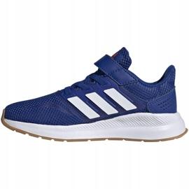 Buty adidas Runfalcon C Jr FW5139 niebieskie 2