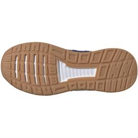 Buty adidas Runfalcon C Jr FW5139 niebieskie 5