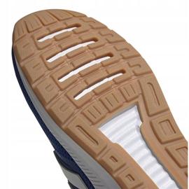 Buty adidas Runfalcon C Jr FW5139 niebieskie 6