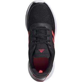 Buty adidas Tensaur Run Jr FV9445 czarne 1