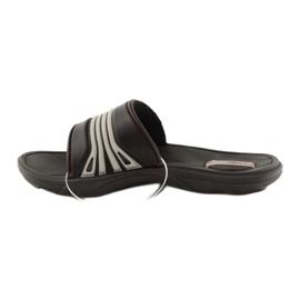 Klapki buty dziecięce na basen Rider 80341 czarne 2