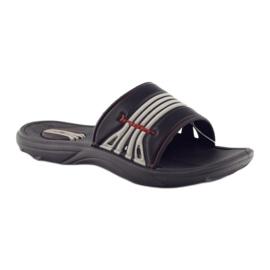 Klapki buty dziecięce na basen Rider 80341 czarne 1