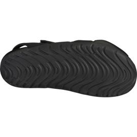 Sandały Nike Sunray Protect Jr 2 943826 001 czarne 1