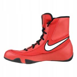 Buty Nike Machomai M 321819-610 czerwone 1