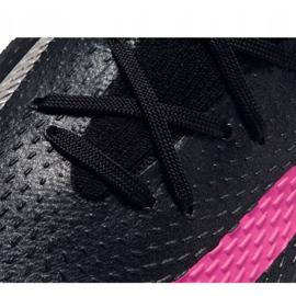 Buty piłkarskie Nike Phantom Gt Elite Fg M CK8439-006 czarne wielokolorowe 1