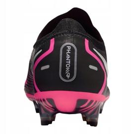 Buty piłkarskie Nike Phantom Gt Elite Fg M CK8439-006 czarne wielokolorowe 2