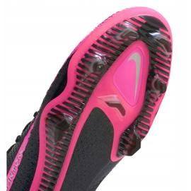 Buty piłkarskie Nike Phantom Gt Elite Fg M CK8439-006 czarne wielokolorowe 6