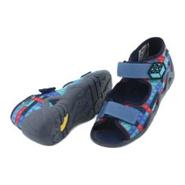 Befado obuwie dziecięce 250P094 4