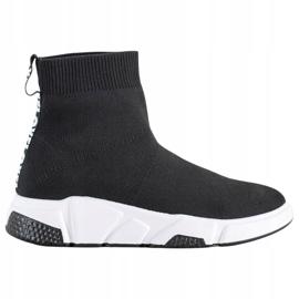 SHELOVET Buty Sportowe Za Kostkę czarne 5