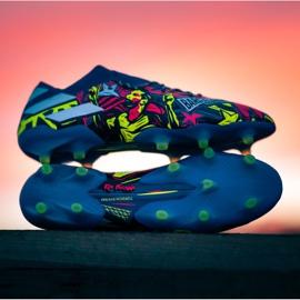 Buty piłkarskie adidas Nemeziz Messi 19.1 Fg M EH0557 wielokolorowe wielokolorowe 1