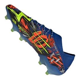 Buty piłkarskie adidas Nemeziz Messi 19.1 Fg M EH0557 wielokolorowe wielokolorowe 6