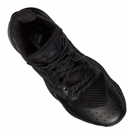 Buty do koszykówki adidas Harden Stepback M FW8487 czarne czarne 3