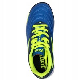 Buty piłkarskie Joma Toledo In Jr TOJW.2004.IN niebieskie niebieskie 1