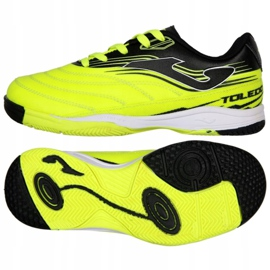 Buty piłkarskie Joma Toledo In Jr TOJW.2011.IN żółte wielokolorowe 2
