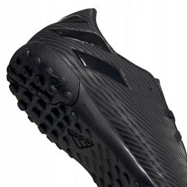 Buty piłkarskie adidas Nemeziz 19.4 Tf Jr EG3313 czarne wielokolorowe 4