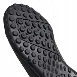Buty piłkarskie adidas Nemeziz 19.4 Tf Jr EG3313 czarne wielokolorowe 5