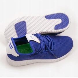 Niebieskie obuwie sportowe F04-5 3
