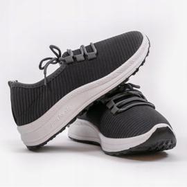 Szare wsuwane obuwie sportowe LR005-3 3