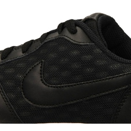 Buty Nike Court Borough Low Se M 916760-003 czarne 16