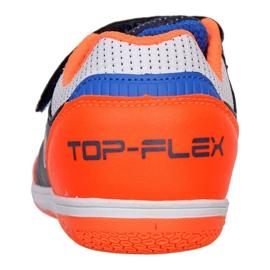Buty piłkarskie Joma Top Flex In Jr TPJW.2053.IN czarne wielokolorowe 1