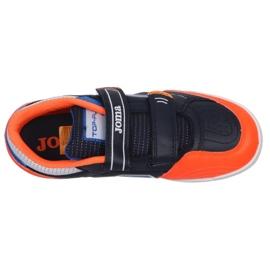 Buty piłkarskie Joma Top Flex In Jr TPJW.2053.IN czarne wielokolorowe 2
