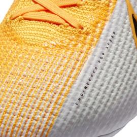 Buty piłkarskie Nike Superfly 7 Elite Fg Jr AT8034-801 żółte wielokolorowe 2