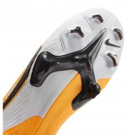 Buty piłkarskie Nike Superfly 7 Elite Fg Jr AT8034-801 żółte wielokolorowe 3