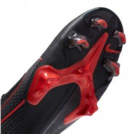 Buty piłkarskie Nike Vapor 13 Elite Fg M AQ4176-060 czarne czarne 6