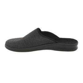 Befado obuwie męskie pu 548M016 szare 3