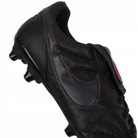Buty piłkarskie Nike Premier Ii Fg M 917803-061 czarne czarne 5