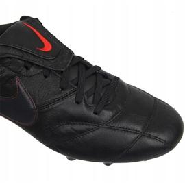 Buty piłkarskie Nike Premier Ii Fg M 917803-061 czarne czarne 6