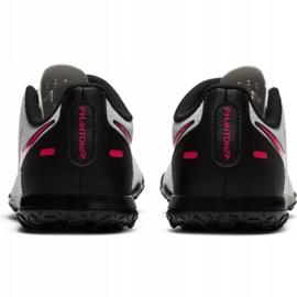 Buty piłkarskie Nike Phantom Gt Club Tf Jr CK8483-160 wielokolorowe białe 5