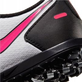 Buty piłkarskie Nike Phantom Gt Club Tf Jr CK8483-160 wielokolorowe białe 6