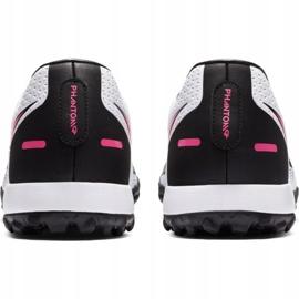 Buty piłkarskie Nike Phantom Gt Academy Tf M CK8470-160 białe wielokolorowe 7