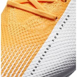 Buty piłkarskie Nike Superfly 7 Pro Fg M AT5382-801 wielokolorowe pomarańczowe 1