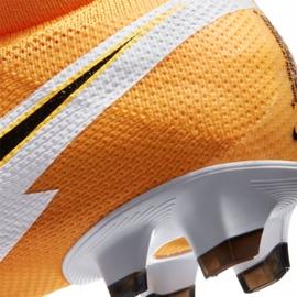 Buty piłkarskie Nike Superfly 7 Pro Fg M AT5382-801 wielokolorowe pomarańczowe 7