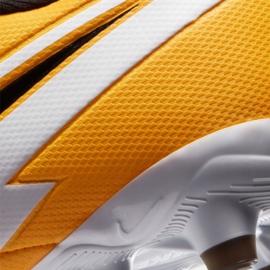 Buty piłkarskie Nike Vapor 13 Academy Mg Jr AT8123-801 żółte wielokolorowe 1