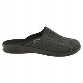 Befado obuwie męskie pu 548M016 szare 6