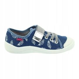 Befado obuwie dziecięce 251Y111 niebieskie 7